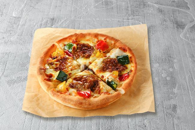 ピザハット「本気のチーズキーマ」
