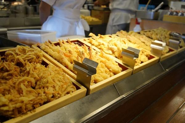 丸亀製麺天ぷら