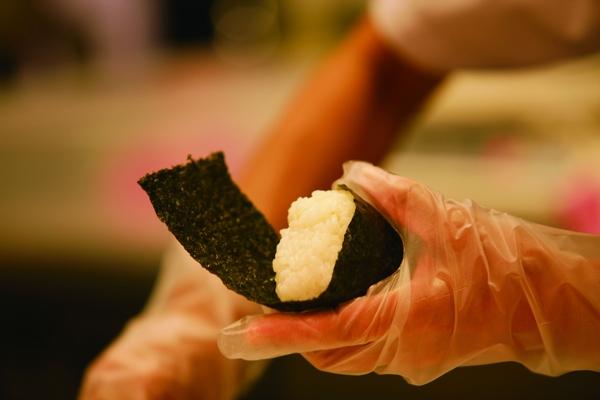 丸亀製麺おむすび