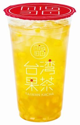 ミスド台湾果茶