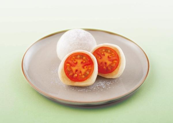 如水庵「塩トマト大福」