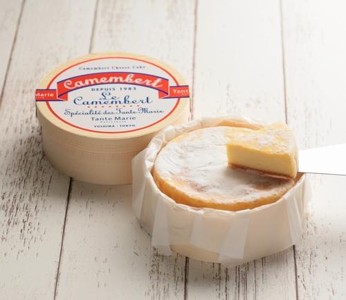 タント・マリー「カマンベールチーズケーキ」