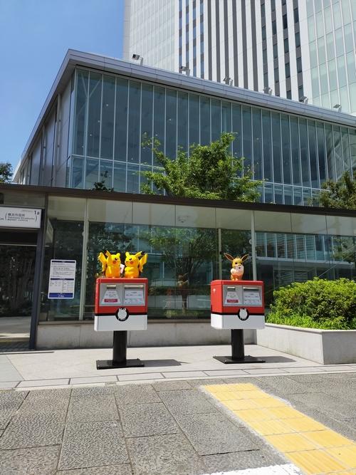 ポケモンポスト横浜